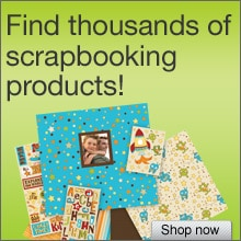New Scrapbooking Items at Staples