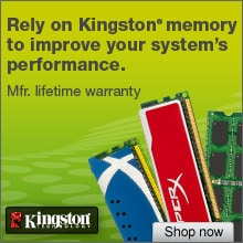 Kingston PC Memory