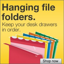 Hanging File Folders