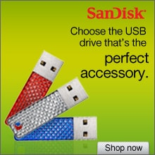 SanDisk USB Flash Drives