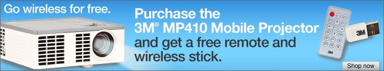 MP410 Rebate offer