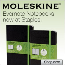 Moleskine Evernote