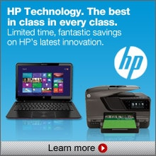 Save today with these amazing deals on HP latest must-have technology.