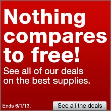 Office Supplies Deals!